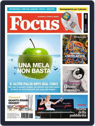 Focus Italia (Digital) January 23rd, 2014 Issue Cover