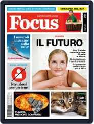 Focus Italia (Digital) Subscription December 20th, 2013 Issue