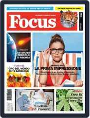 Focus Italia (Digital) Subscription July 19th, 2013 Issue