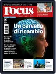 Focus Italia (Digital) Subscription April 18th, 2013 Issue