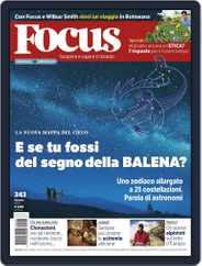 Focus Italia (Digital) Subscription December 22nd, 2012 Issue