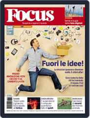 Focus Italia (Digital) Subscription November 21st, 2012 Issue