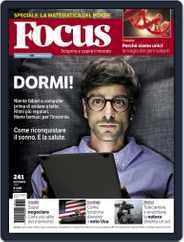 Focus Italia (Digital) Subscription October 19th, 2012 Issue