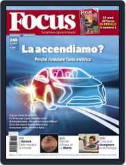 Focus Italia (Digital) Subscription September 21st, 2012 Issue