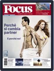 Focus Italia (Digital) Subscription August 13th, 2012 Issue