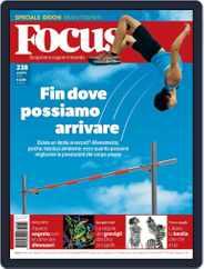 Focus Italia (Digital) Subscription July 18th, 2012 Issue