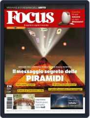 Focus Italia (Digital) Subscription May 31st, 2012 Issue