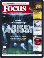Focus Italia (Digital) Subscription April 21st, 2012 Issue