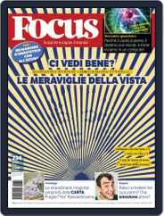 Focus Italia (Digital) Subscription March 23rd, 2012 Issue