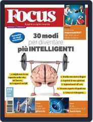 Focus Italia (Digital) Subscription February 22nd, 2012 Issue