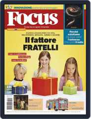 Focus Italia (Digital) Subscription December 22nd, 2011 Issue