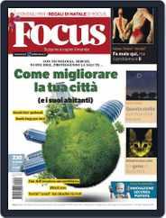 Focus Italia (Digital) Subscription November 18th, 2011 Issue