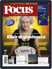 Focus Italia (Digital) Subscription September 22nd, 2011 Issue