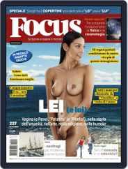 Focus Italia (Digital) Subscription August 19th, 2011 Issue