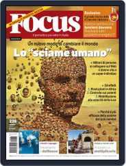 Focus Italia (Digital) Subscription July 22nd, 2011 Issue