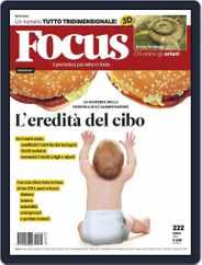 Focus Italia (Digital) Subscription March 31st, 2011 Issue