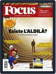 Focus Italia (Digital) Subscription February 23rd, 2011 Issue