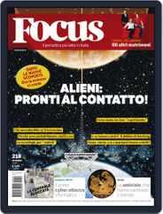 Focus Italia (Digital) Subscription November 29th, 2010 Issue