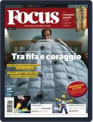 Focus Italia (Digital) Subscription October 26th, 2010 Issue