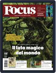 Focus Italia (Digital) Subscription September 24th, 2010 Issue