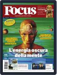 Focus Italia (Digital) Subscription August 26th, 2010 Issue