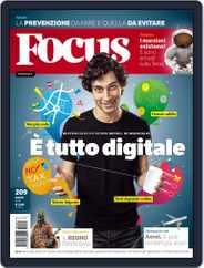 Focus Italia (Digital) Subscription February 28th, 2010 Issue