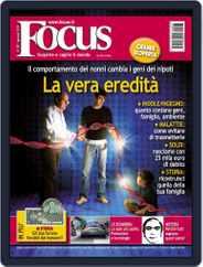 Focus Italia (Digital) Subscription December 20th, 2009 Issue
