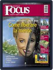 Focus Italia (Digital) Subscription November 23rd, 2009 Issue