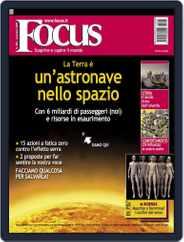 Focus Italia (Digital) Subscription October 23rd, 2009 Issue
