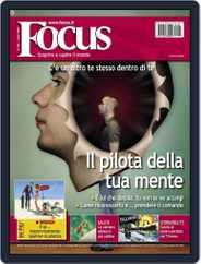 Focus Italia (Digital) Subscription July 17th, 2009 Issue