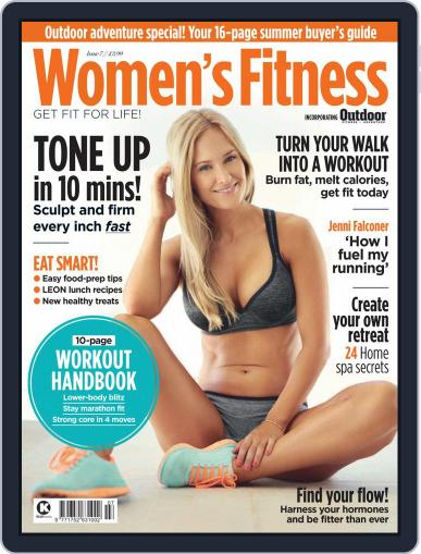 Women´s Fitness July 1st, 2020 Digital Back Issue Cover