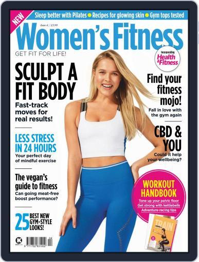 Women´s Fitness April 1st, 2020 Digital Back Issue Cover