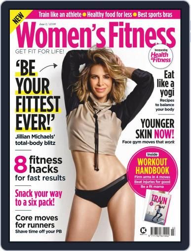 Women´s Fitness March 1st, 2020 Digital Back Issue Cover