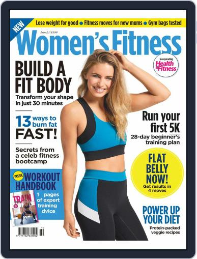 Women´s Fitness February 1st, 2020 Digital Back Issue Cover