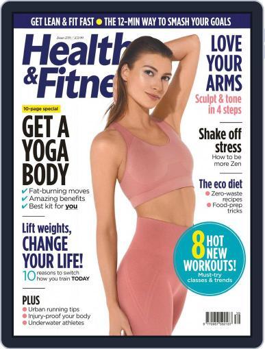 Women´s Fitness October 1st, 2019 Digital Back Issue Cover