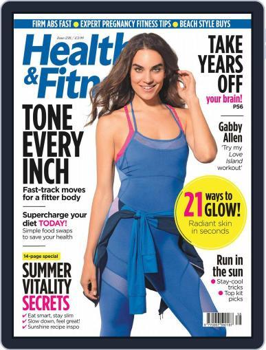 Women´s Fitness September 1st, 2019 Digital Back Issue Cover