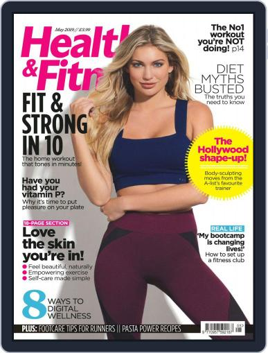 Women´s Fitness May 1st, 2019 Digital Back Issue Cover