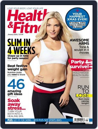 Women´s Fitness January 1st, 2019 Digital Back Issue Cover