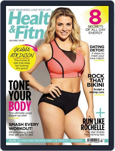 Women´s Fitness July 1st, 2018 Digital Back Issue Cover