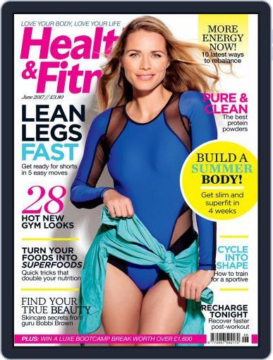 Women´s Fitness June 1st, 2017 Digital Back Issue Cover