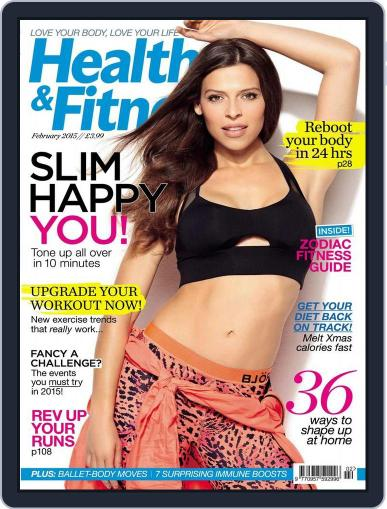 Women´s Fitness December 22nd, 2014 Digital Back Issue Cover