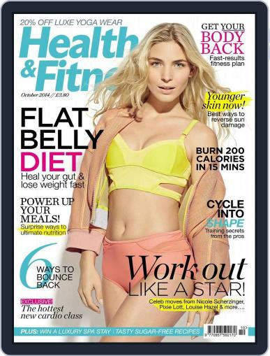 Women´s Fitness August 26th, 2014 Digital Back Issue Cover
