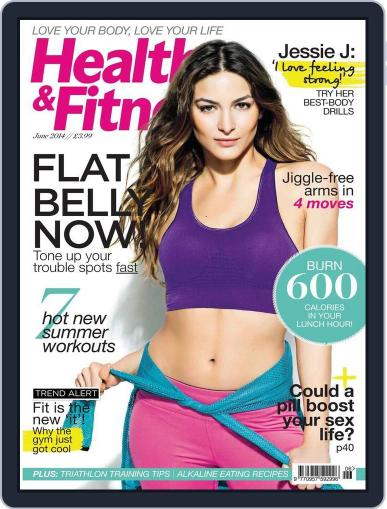 Women´s Fitness April 22nd, 2014 Digital Back Issue Cover