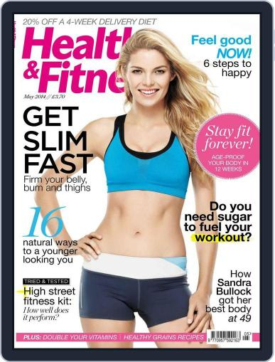 Women´s Fitness March 25th, 2014 Digital Back Issue Cover