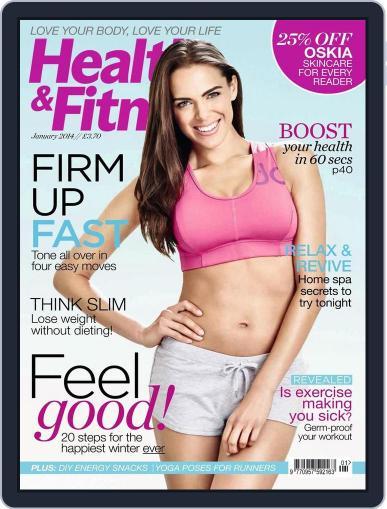 Women´s Fitness November 26th, 2013 Digital Back Issue Cover