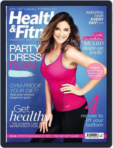 Women´s Fitness October 29th, 2013 Digital Back Issue Cover