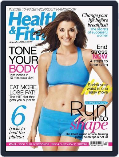 Women´s Fitness September 26th, 2013 Digital Back Issue Cover