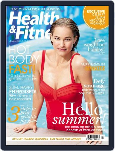 Women´s Fitness June 25th, 2013 Digital Back Issue Cover