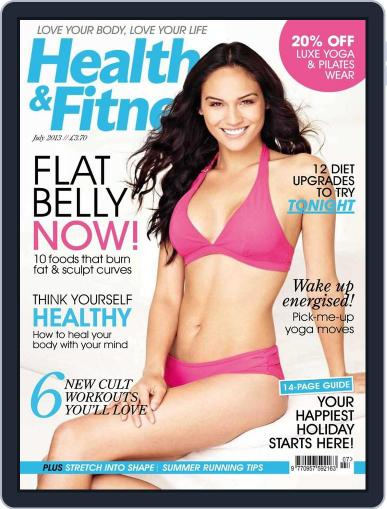 Women´s Fitness May 30th, 2013 Digital Back Issue Cover