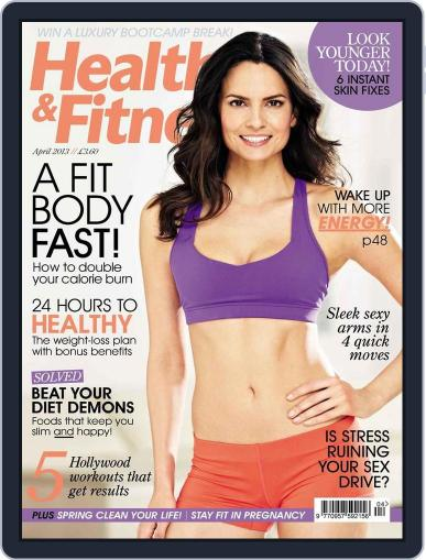 Women´s Fitness February 26th, 2013 Digital Back Issue Cover